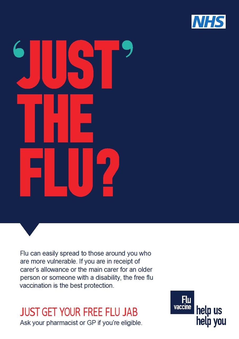 """Just"" the flu?"